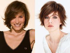 #shorthair #cabeloscurtos #cabelosdamoda #cortesdecabelocurto  Lindos cortes curtos.