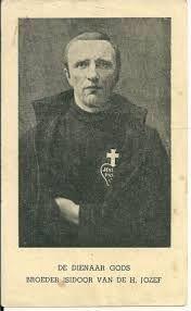 broeder isidoor Kortrijk Belgium