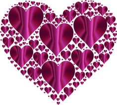 Free vector graphic: Heart, Hearts Love, Shape - Free Image on .