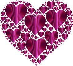 Herz, Herz 3, Liebe, Form, Valentine, Romantik
