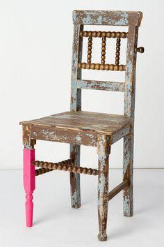 Fuchsia Flash Altered Ego Chair