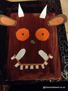 Fabulous ideas for a Gruffalo party - arts, crafts games, activities