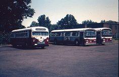 Newport News Mack  and Flex  buses