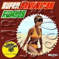 Barraezo Presenta: V. A. Super Favoritas Rumbos - Palacio 6285 - 1970...