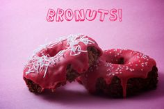 V day bronuts by pawcurious - visit http://www.pawcurious.com, via Flickr