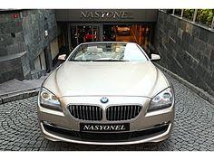 BMW 6 Serisi 6.40i BMW 6 Serisi 6.40i Cabriolet