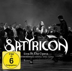 Satyricon - Live at the Opera (2015) review @ Murska-arviot