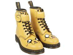 Adventure Time Doc Martens