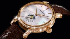 The Chronoswiss Sirius Moonphase Diamonds is among the most opulent watches in the world.