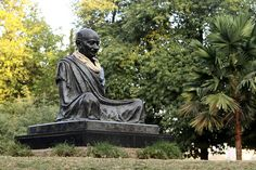 Sabarmati Ashram Ahmedabad.Ghandi stayed in the ashram from 1915 - 1933. India - gujarat by Retlaw Snellac, via Flickr