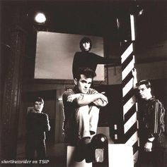 The Smiths at the Hacienda, Manchester !