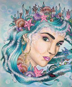 #dagdrömmar #hanna_karlzon #hannakarlzon #coloringbookforadults #coloringbook #arte_e_colorir #art #maped #adultcoloring #adultcoloringbook #mycreativeescape
