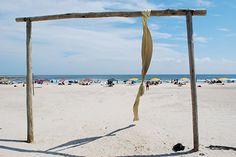 Extensas playas de arena blanca y un mar increíble.