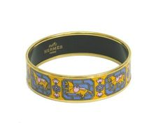 Hermes Cloisonne Bangle Cloisonne/Metal. Get the lowest price on Hermes Cloisonne Bangle Cloisonne/Metal and other fabulous designer clothing and accessories! Shop Tradesy now