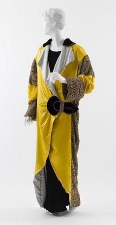 Paul Poiret: Opera Coat 1912
