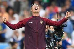 Portugal es campeón de la Eurocopa al ganar 1-0 a Francia  #RealMadrid…