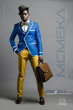 McMeka - AfroBougee - For Proud Africans