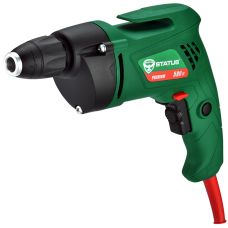 Bormasina rigips STATUS SD550, 550W, cu variator, 4200RPM, ITALIA Electric Screwdriver, Drill, Tools, Italia, Hole Punch, Instruments, Drills, Drill Press