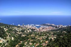 _DSC9699_HDR France, Alpes-Maritimes, Région Provence-Alpes-Côte d'Azur, La Turbie,                     Monte- Carlo,Monaco