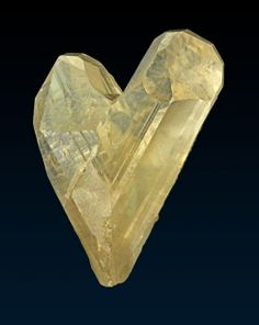 Twin heart formation, Cerussite ❤ ❤ ╰☆╮skymomma╰☆╮