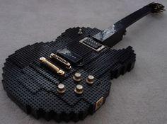 Lego guitar!