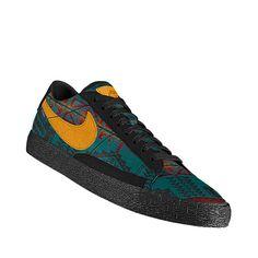 77157ed177f4 NIKEiD. Custom Nike Blazer Low Premium Pendleton iD Shoe Nike Id