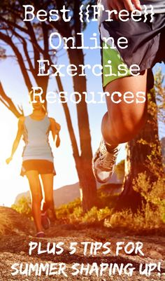 No gym? No problem! There are the best free online exercise resources. #ClarksCondensed