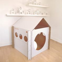 Ta.Ta. Unconventional Design For Kids: cardboard