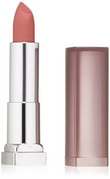 Maybelline New York Color Sensational Creamy Matte Lip Color, Craving Coral, Ounce. Lips slip into the creamiest matte. New mattifying cream pure pigments; A burst of bold color and a surge of creamy texture. Best Matte Lipstick, Maybelline Lipstick, Matte Lip Color, Lipstick Colors, Lip Colors, Lipsticks, Liquid Lipstick, Fuschia Lipstick, Color Whisper