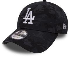 classic fit d84ce 22019 LA Dodgers New Era 940 Camo Team Baseball Cap
