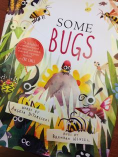 Bedtime bugs. Hopefully, not anywhere but in the book!