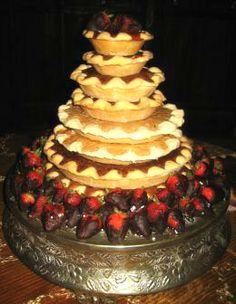 A Wedding Pie Idea That Kind Of Looks Like Cake FRESH By