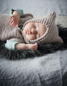 Modèles gratuits pour bébé : ma layette en tricot avec Phildar
