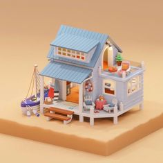 "Kboom 3D Art Studio on Instagram: ""Follow @kboom.3dart for more 3d low poly artworks and use our #kboomart.  Made by @rickylinn  #poly #lowpoly #lowpolyart #stylizedart…"" Minecraft Starter House, Starter Home, Low Poly, Artworks, Cool Designs, Design Inspiration, 3d, Studio, Instagram"
