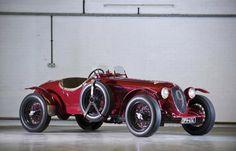 Alfa Romeo 1934 6C 2300