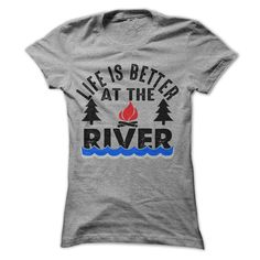 We have dozens of Camping T-Shirts, Hoodies, Women's Fit Shirts, Raglan Sleeve Tees, and Tank Tops to Choose From. Float Trip, Revival Clothing, Diy Clothing, Travel Shirts, Camp Shirts, Boat Shirts, Camping Checklist, Funny Shirts, Just In Case