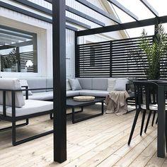 Backyard Pergola Plans - Pergola Attached To House Garden Structures - - Pergola Garten - Pergola Deck Lights - Pergola Terrasse Plexi Decor, House, Interior, Home, Cozy House, Pergola Designs, Outdoor Living Room, Deck Design
