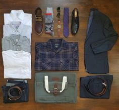 Weekend packing from @rather__dashing   @stylishmanmag  @shopthatgrid  @ootdchannel