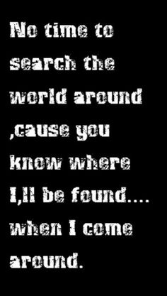 Green Day - When I Come Around - song lyrics, song quotes, songs, music lyrics, music quotes,