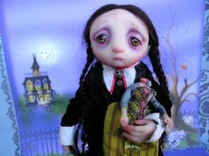 Alice and Wednesday « Needle and Clay