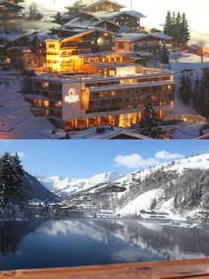 The Alpin Juwel is the lifestyle hotel in Saalbach Hinterglemm, in Salzburger Land. The perfect wellness hotel & sports hotel for summer and winter. Ski Slopes, Net, Austria, Winter, Mount Everest, Skiing, Destinations, Graphic Design, Mountains
