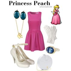 princess style on polyvore | fashion look from August 2012 featuring Vivienne Westwood pumps ...