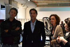 3rd Edition - March 29th to April 1st, 2012, Cité de la Mode et du Design - Paris / Vincent Casse, Oskar Metsavaht & Barbara Coignet