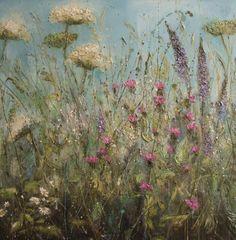 'Meadow sweet Morning' by Marie Mills