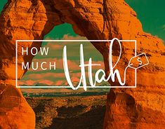 "Check out new work on my @Behance portfolio: ""Brand - How much Utah"" http://be.net/gallery/59966993/Brand-How-much-Utah"