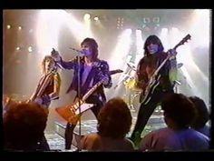 "Running Wild ""Branded & Exiled"", Swiss TV 1985"