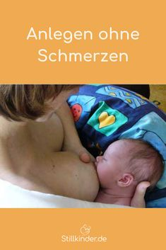Anlegen ohne Schmerzen A good fit is the be all and end all of breastfeeding. First Baby, Mom And Baby, Breastfeeding Techniques, Baby List, After Baby, Pregnant Mom, Pregnancy Tips, Baby Sleep, Beautiful Babies