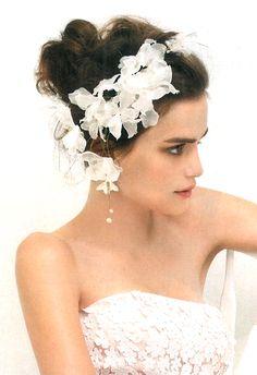Brides US - Orchid Earrings - Jenny Packham