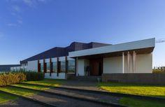 Nordic House, Alvar Aalto | Reykjavik | Iceland | MIMOA