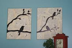 Google Image Result for http://www.favecrafts.com/master_images/Mixed-Media/Bird-Wall-Art.JPG